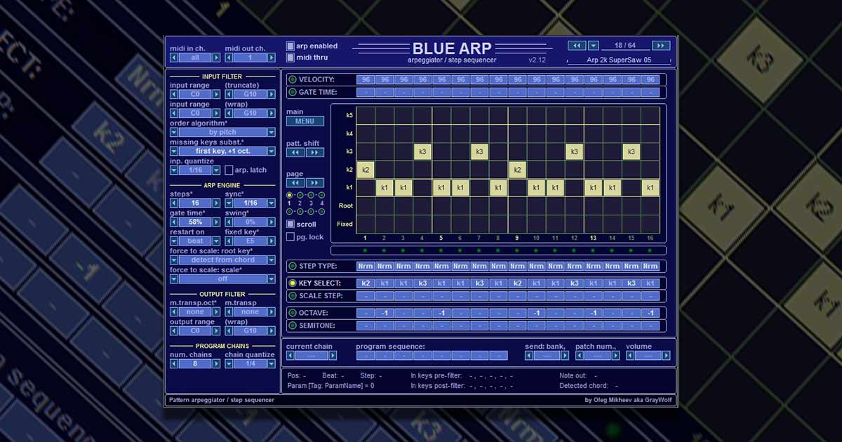 So You Want To Know More About Arpeggiator? Consider Following Paragraphs