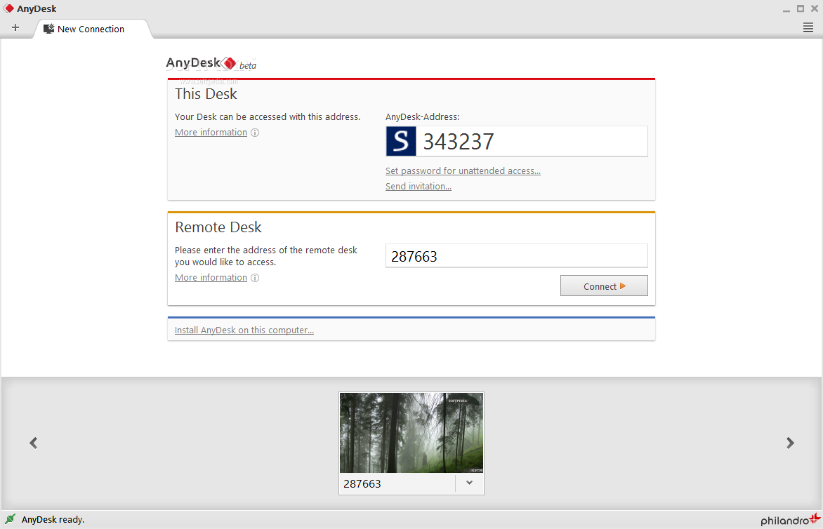 Whitelist Setup of AnyDesk: How Is That Possible?