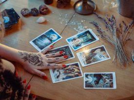 Psychic Tarot Card Readings An Exploration