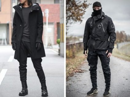 How To Get In Techwear Fashion Style!!