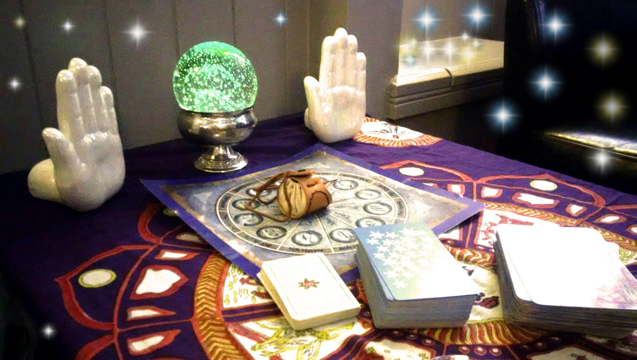 Free Tarot Psychic Reading